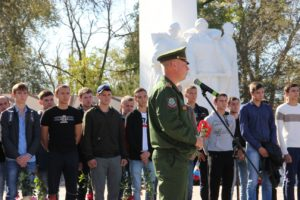 Read more about the article Проводы в армию осень 2018