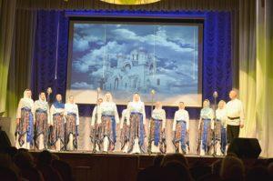 Конкурс «Битва хоров» с тематикой «Победа всегда с нами»