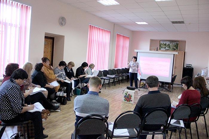 Районный семинар по вопросам годовой статистической отчетности