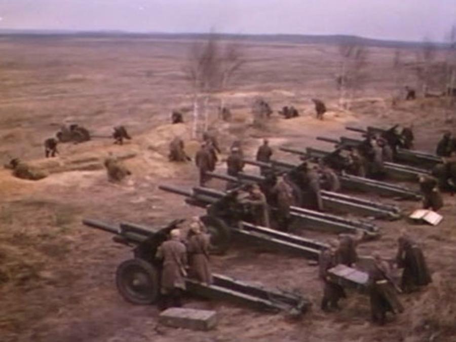 Киноэпопея «Битва за Москву»