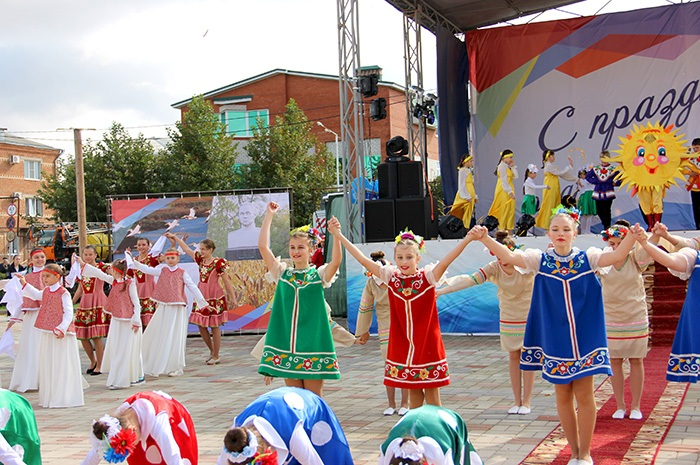 Анонс празднования Дня Ставропольского края