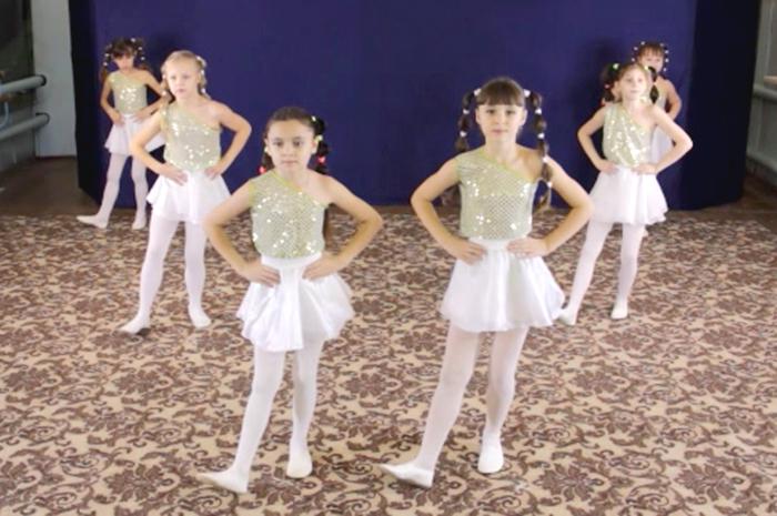 Танец «Финская полечка»