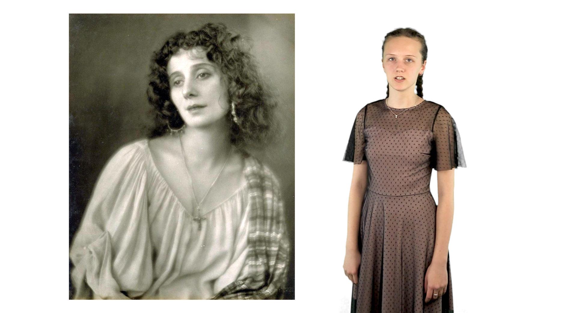 Анна Павлова одна из величайших балерин XX века