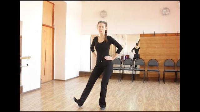 Фолк урок по теме: «Русские народные танцы»