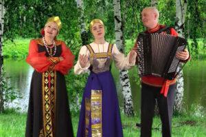 Фолк урок по теме: «Русские народные песни»