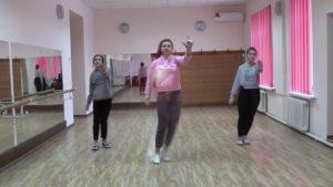 Танец «Мама, я танцую»