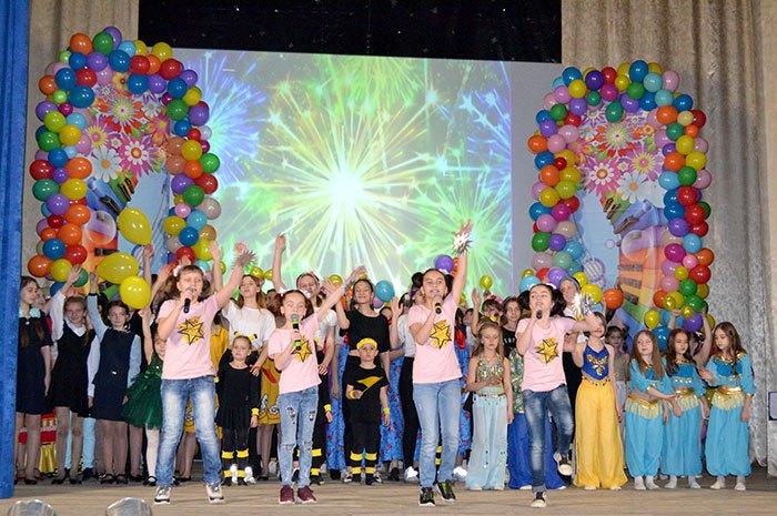 19-й районный фестиваль детского художественного творчества «Юные дарования-2021»
