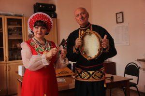 Фолк-урок «Русские народные инструменты»