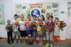 Read more about the article В гости в театр кукол